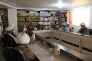 جلسه شورای تخصصی انجمن علمی حوزه علمیه بوشهر برگزار شد