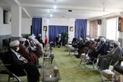 بالصور/ الاجتماع الثامن والستون لأئمة جمعة محافظة خراسان الشمالية