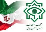 ضربه سنگین وزارت اطلاعات به سرویسهای اطلاعاتی برخی کشورهای منطقه