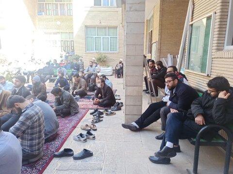 تصاویر/ نشست سیاسی بررسی مسائل قفقاز (آذربایجان) در مدرسه علمیه ایروانی تهران