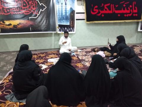 "یوسفِ زہراء ""طالبات"" کا سالانہ کنونشن"