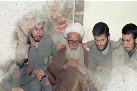 آیت الله اشرفی اصفهانی خاری در چشم منافقین بود