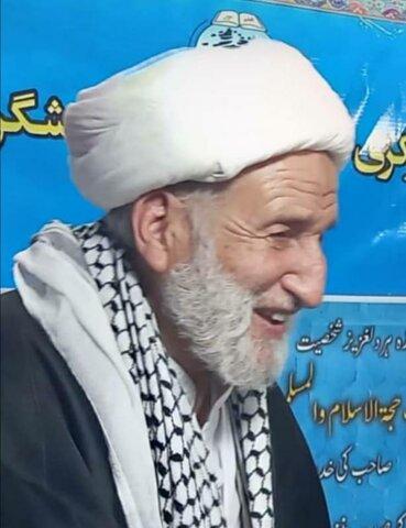 حجہ الاسلام و المسلمین شیخ حسین علی جنتی