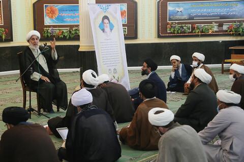 درس اخلاق در هفتمین نشست منطقهای توانمندسازی شبکه راهیاران استانی