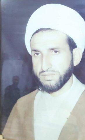مرحوم حجہ الاسلام و المسلمین شیخ حسین علی جنتی