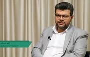 """فیلم   ابراز علاقه """"امیر دوستان"""" دبیر انجمن کلیمیان شیراز به امام رضا(ع)"""