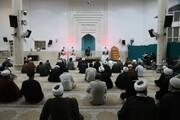 تصاویر/ مراسم بزرگداشت مرحوم علامه حسن زاده آملی در مسجد حضرت زینب(س) پردیسان
