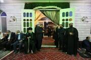 تصاویر/ مراسم بزرگداشت مرحوم حجت الاسلام والمسلمین کرمانی