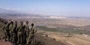 اسرائیل از ترس پاسخ سوریه، حریم هوایی جولان را بست