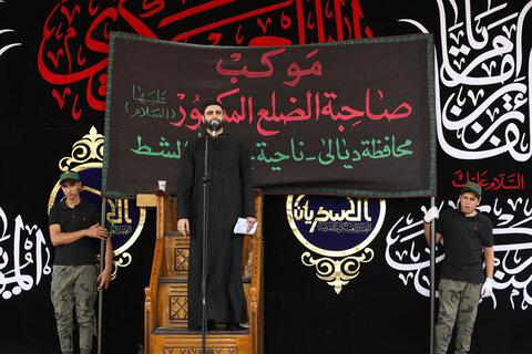 حال و هوای حرم سامرا در شب شهادت امام حسن عسکری (ع)
