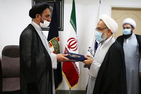 تفاهم نامه مرکز خدمات و سازمان نشر آثار و ارزش های مشارکت روحانیون در دفاع مقدس