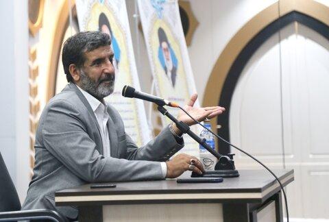 سخنرانی حاج حسین یکتا در جمع امامان محله استان خوزستان