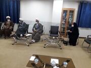 تاسیس انجمن های علمی پژوهشی در حوزه علمیه خواهران لرستان