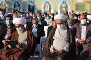 تصاویر / مراسم بزرگداشت مرحوم آیت الله تاکندی در قزوین