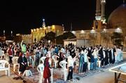 برپایی ایستگاه فرهنگی ویژه کودکان در حرم حضرت معصومه(س)