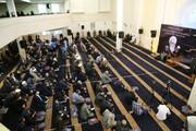تصاویر / مراسم بزرگداشت مرحوم علامه حسن زاده آملی در تهران