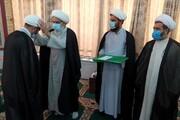 ۶ تن از طلاب حوزه بوشهر ملبس به لباس روحانیت شدند