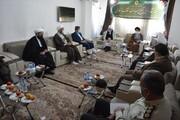 تصاویر/ جلسه هماهنگی هفته وحدت در آذربایجان غربی