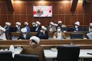 تصاویر/ جلسه داوری بومهای ظرفیت سنجی و حل مسأله مناطق محروم خوزستان