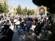 حوزویان قم جنایات افغانستان را محکوم کردند