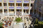 تجمع طلاب و روحانیون مرند در محکومیت کشتار شیعیان افغانستان برگزار شد