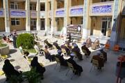 تصاویر/ اجتماع حوزویان مرند در محکومیت جنایات تروریستی در افغانستان
