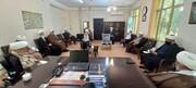 جلسه هماهنگی اجلاسیه شهدای روحانی استان ایلام برگزار شد