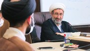 تصاویر/ کرسی آزاداندیشی بررسی «ماهیت شناسی فقههای مضاف» در حوزه علمیه خوزستان
