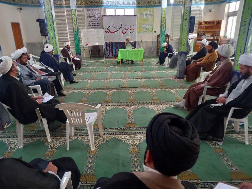 گزارشی از سفر معاون  تهذیب و تربیت حوزه به استان چهارمحال و بختیاری