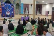 تصاویر/ محفل انس با قرآن در مدرسه علمیه امام علی (ع) سلماس