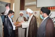 تصاویر / دیدار صمیمانه امام جمعه قزوین با اساتید و طلاب مدرسه علمیه شیخ الاسلام