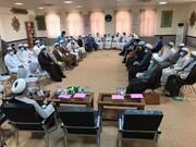 هم اندیشی علمی علمای تشیع و تسنن بوشهر برگزار شد