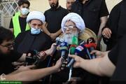 आयतुल्लाह हाफिज बशीर नजफी ने अफगानिस्तान के कंधार में हुए आतंकवादी हमले की कड़ी निंदा की