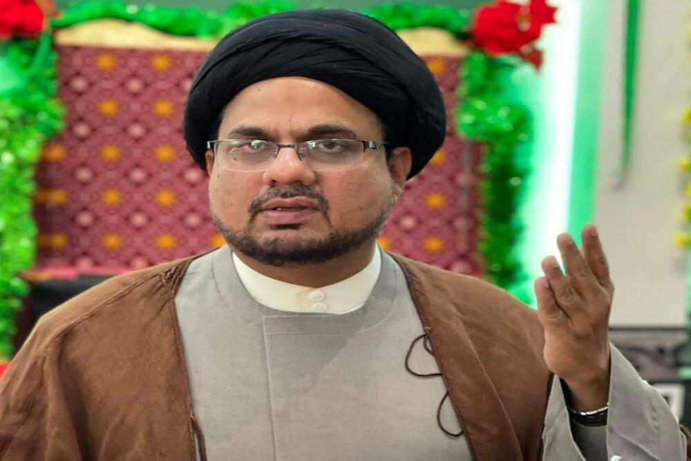 وقت کی سب سے بڑی ضرورت اتحاد امت ہے، مولانا ابوالقاسم رضوی