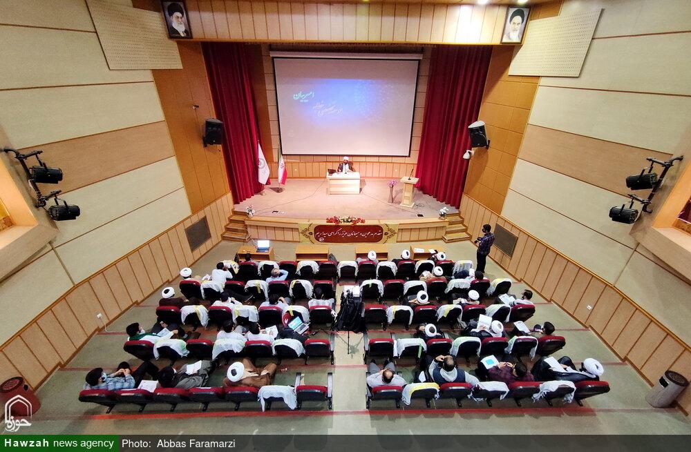 تصاویر/ مراسم افتتاحیه دوره تربیت مبلغ موسسه تخصصی خطابه امیر بیان