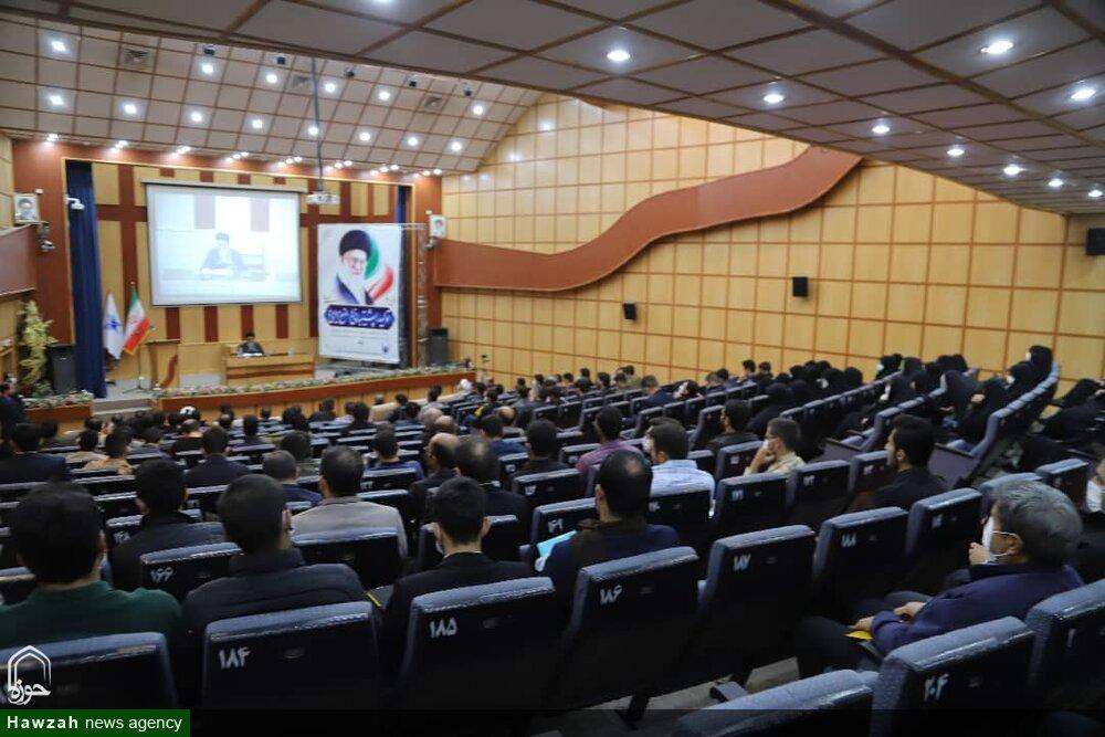 تصاویر/ گردهمایی فعالان فضای مجازی استان آذربایجان شرقی