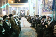 تصاویر / مراسم چهلم مرحوم آیت الله العظمی حکیم در قم