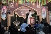 برگزاری مراسم نخستین سالگرد خادمالشهدا در آبادان+عکس