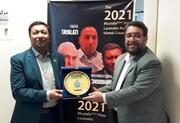 دیدار دبیرکل کامستک با دبیرکل شبکه دانشگاههای مجازی جهان اسلام