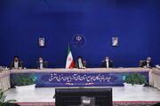 تصاویر/ دیدار نمایندگان مجامع استان های آذربایجان غربی و شرقی با رئیس جمهور