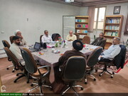 اولین جلسه «هیئت امنای بنیاد مردم سالاری اقتصاد دینی» برگزار شد