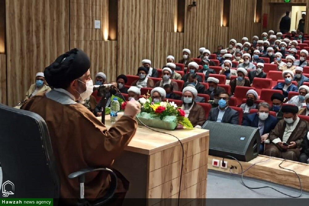 تصاویر/ گردهمایی علمای شیعه و اهل سنت در ماکو