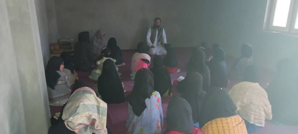 صدر جامعہ روحانیت بلتستان پاکستان حجۃالإسلام و المسلمين محمد حسين حيدرى کا تعلیمی تربیتی کمپلکس سکردو بلتستان کا دورہ