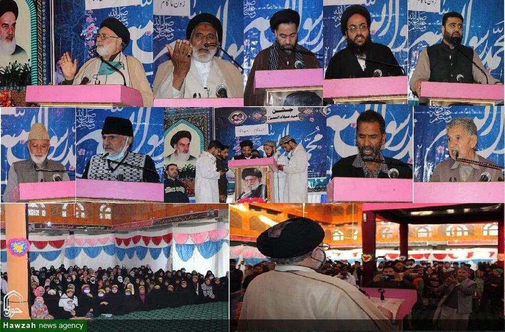 تصاویر/ کشمیر میں انجمن شرعی شیعیان کے اہتمام سے ہفتہ وحدت کی تقریبات کا سلسلہ جاری