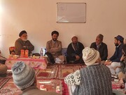 خادمان تنظیم المکاتب لداخ دورے پر