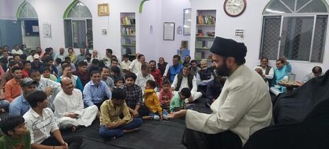 پوری دنیا میں دو طرح کے مسلمان ہیں ایک ریاست والے اور دوسرے رسالت والے،مولانا سید کلب رشید رضوی