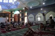 گزارشی از محفل انس با قرآن در مدرسه علمیه امام خمینی(ره) اهواز