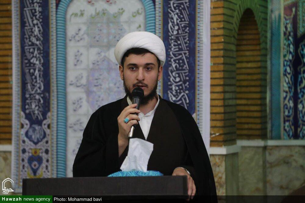 تصاویر/ محفل انس با قرآن در مدرسه علمیه امام خمینی(ره) اهواز