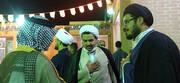 تصاویر/ آیین عمامه گذاری طلاب مدرسه علمیه سیدالشهداء خرمشهر