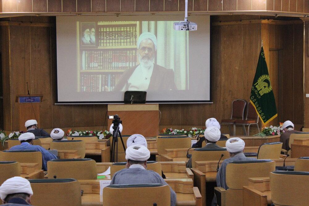 گزارشی از همایش معاونین تبلیغ و امور فرهنگی حوزه های علمیه استانها